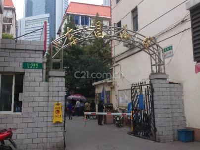 东昌新村 2室 1厅 60.34平米