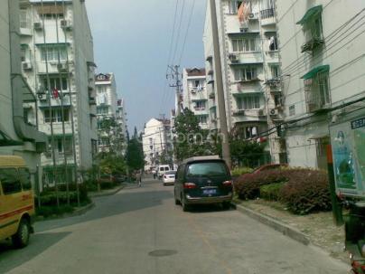 上海小区控江三村