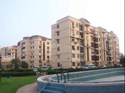 富丽公寓西区 3室 2厅 100平米