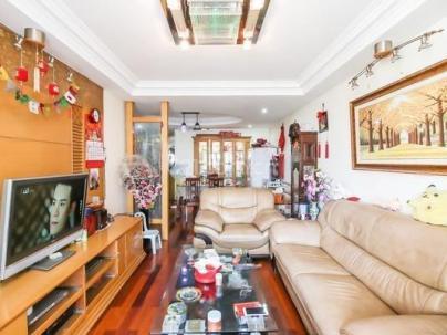 嘉宏紫薇园 2室 1厅 110.7平米
