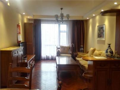 SOHO中山广场 2室 2厅 100.47平米