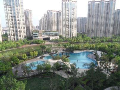 上海小区仁恒河滨城
