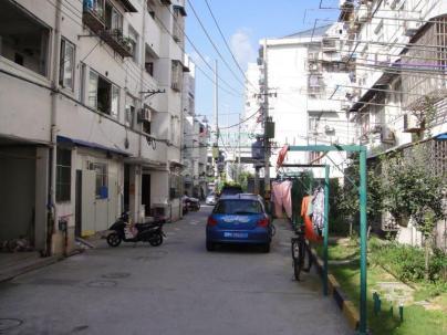 上海小区控江四村