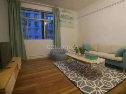 京河大厦 2室 2厅 97.4平米