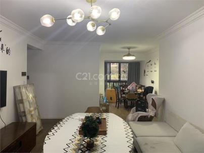 中环国际公寓三期 3室 2厅 113.78平米