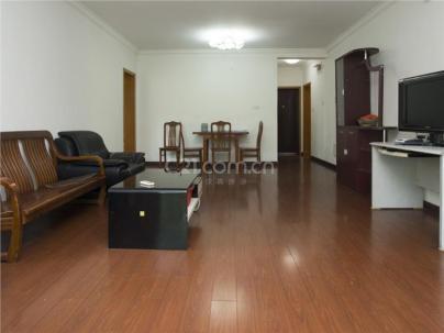 建德国际公寓 3室 2厅 136.7平米