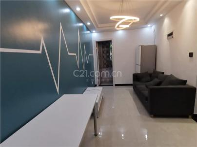 聚航苑 1室 1厅 48平米