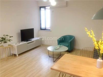 海富公寓 2室 2厅 89平米