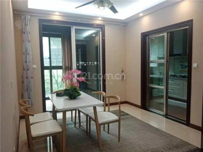 常发豪庭国际 3室 2厅 161平米