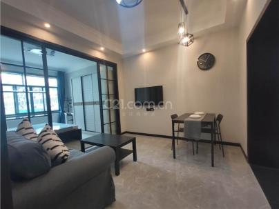 新恒商务楼 1室 1厅 42平米