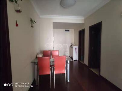 东方明珠国际商务中心 2室 2厅 84平米
