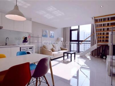 万业新阶 2室 2厅 100平米