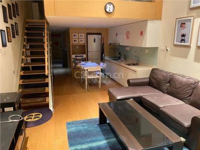 合生世界花园 1室 1厅 54.48平米