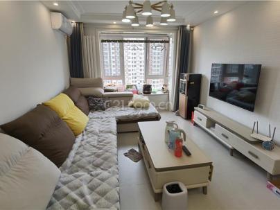 东亚瑞晶苑 2室 1厅 78平米