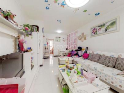 自然佳境(东逸佳苑) 2室 1厅 87.33平米