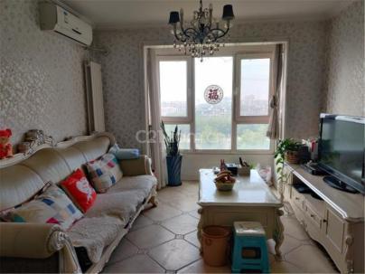 东亚瑞晶苑 2室 1厅 80平米
