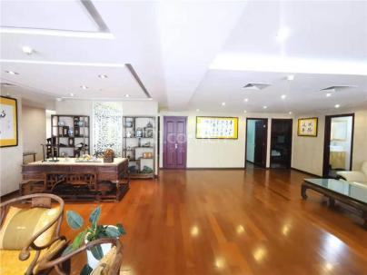 SOHO现代城 4室 2厅 140.24平米