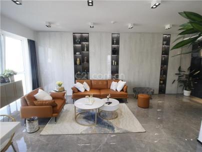 建外SOHO 2室 1厅 131.51平米
