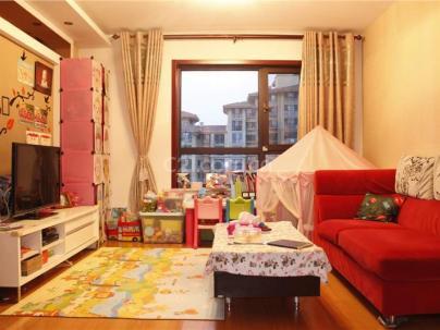 米拉小镇 2室 1厅 88平米
