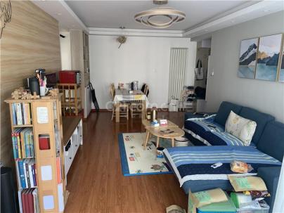 珠江逸景家园 2室 2厅 95平米
