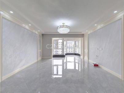 珠江骏景北区 3室 1厅 125.71平米
