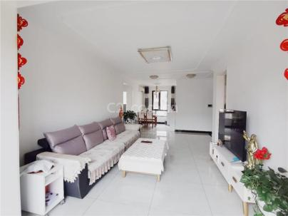北京城建琨廷 3室 2厅 116.35平米