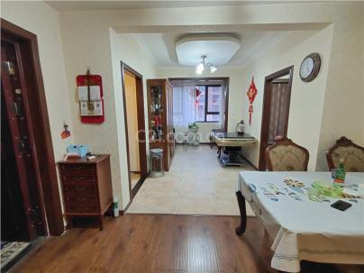北京城建琨廷 3室 2厅 127.63平米