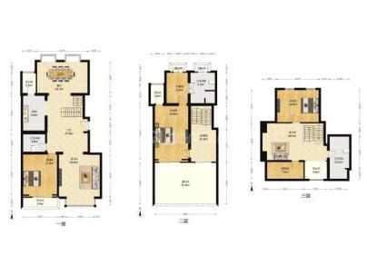 山水文园四期(西园) 4室 3厅 302.37平米