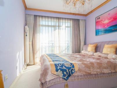 金桥国际公寓 2室 1厅 89.49平米