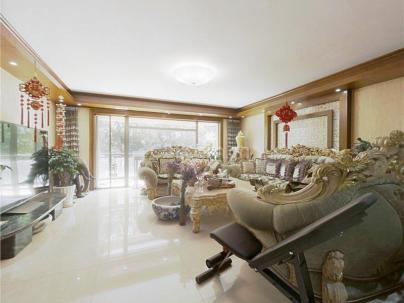 山水文园一期、二期(中园) 4室 2厅 225.76平米