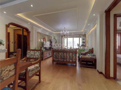 珠江骏景中区 2室 1厅 120.63平米