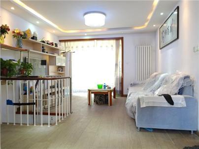 首开国风美仑(商品房) 3室 2厅 89.26平米