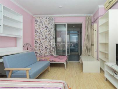 珠江骏景北区 1室 1厅 48.35平米