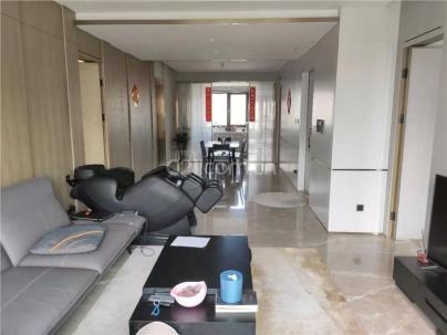 亦庄金茂府 3室 2厅 133平米