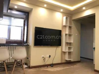 椿树园 1室 1厅 48.09平米