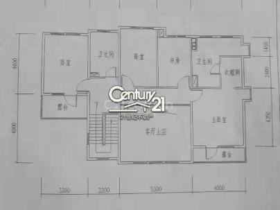 富力丹麦小镇A区 5室 3厅 326.5平米