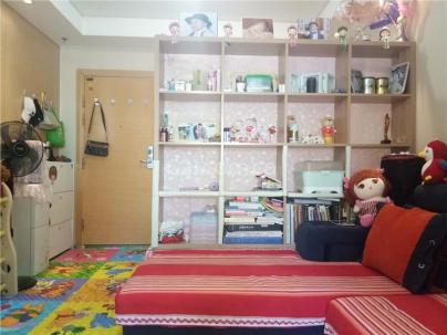 合生世界村 1室 1厅 71平米