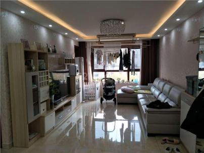 通泰国际公馆 2室 2厅 88平米