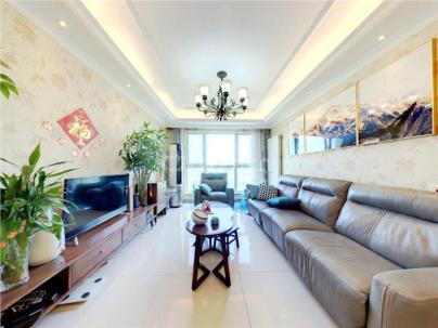 富力尚悦居 2室 1厅 88.36平米