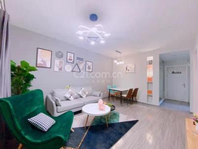 沿海赛洛城(美利山) 2室 1厅 90.61平米