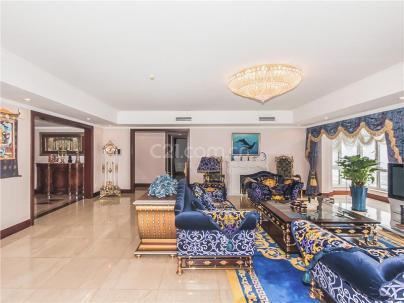 通用时代国际公寓 4室 2厅 239.3平米