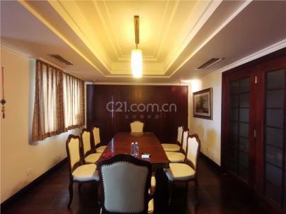 通用时代国际公寓 4室 2厅 356.84平米