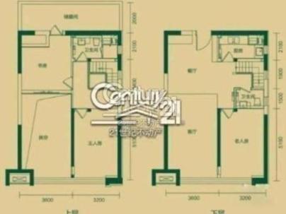 珠江四季悦城 3室 1厅 92平米