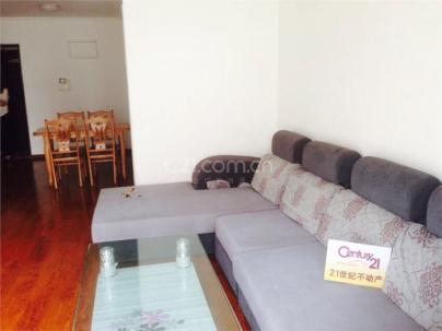 DBC加州小镇C区(三期) 2室 2厅 92.15平米