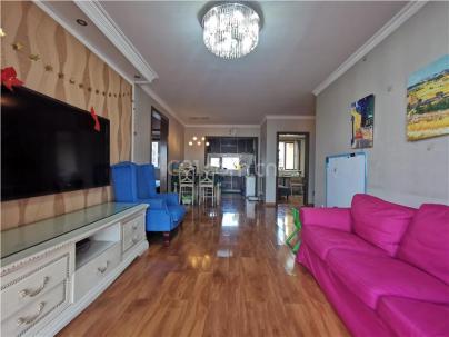 融科香雪兰溪 3室 1厅 89平米