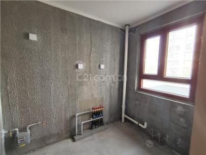 北京城建琨廷 3室 2厅 137.53平米