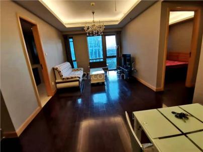 星悦国际 2室 2厅 88.54平米