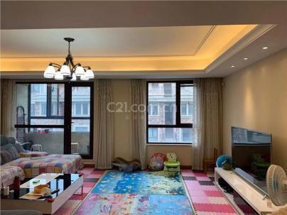富力童话时光东区 4室 2厅 149.85平米