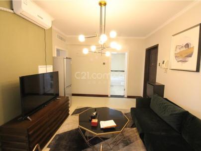 万豪国际公寓 1室 1厅 69平米