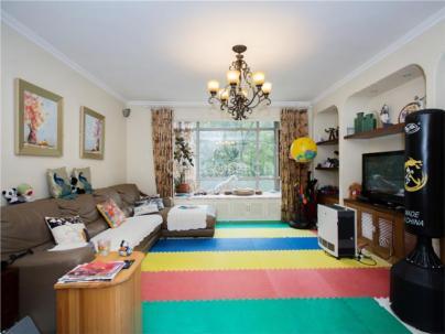 山水文园一期、二期(中园) 4室 2厅 186.95平米